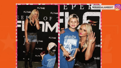 Miranda Lambert says yes to a special proposal - from a sweet 6-year-old boy