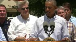 President Obama: U.S. is Heartbroken By Loss of Life in Louisiana