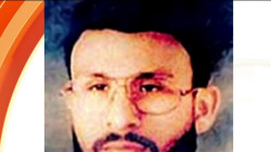 First terror suspect waterboarded by US after 9/11 makes rare appearance
