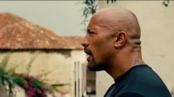 The Rock's 'Fast and Furious' role was actually written for…