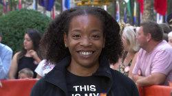 'Amazing!' Teacher loves her new natural hair makeover