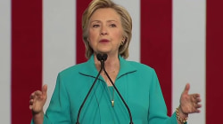 Clinton: 'Alt-Right' Taking Over GOP