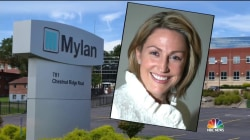 Mylan CEO Defends Price of EpiPen, Insists Company Isn't Price-Gouging