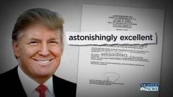 Doctor: Trump's Medical Letter Written in 5 Minutes