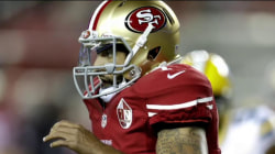 49ers QB refuses to stand for national anthem