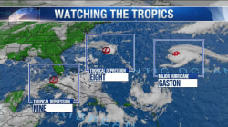 Tropical Depressions Likely To Affect Parts of Southeast