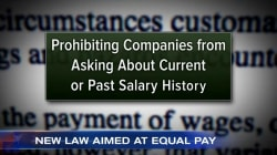 Massachusetts Passes New Law Aimed At Equal Pay