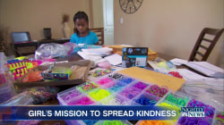 This Little Girl Is Bridging Divisions One Bracelet at a Time