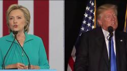 Clinton, Trump Gear Up For Debate Season