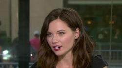 'Night Shift' actress Jill Flint: Real-life military stories inspire us