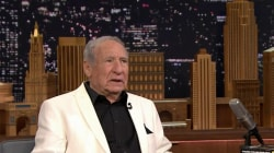 Mel Brooks reflects on the passing of Gene Wilder to Jimmy Fallon