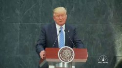 Trump in Mexico: We Didn't Discuss Who Will Pay for Wall