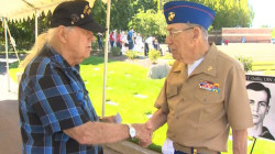 Spirit Of '45 Day Honors World War II Vets