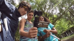 Film Camp Gives Deaf Students A Voice