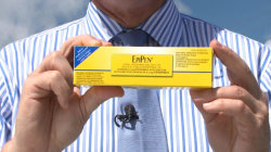 Americans Traveling For Cheaper EpiPens