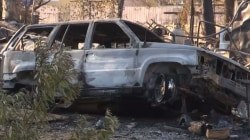 California Wildfire Victims: 'It's All Gone'