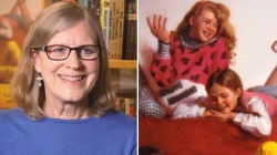 See 'Baby-Sitters Club' word association with author Ann M. Martin