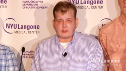 Face Transplant Recipient: 'My Life Has Changed and Been Renewed'