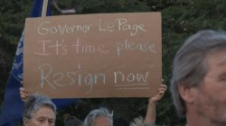 Maine Activists Send 'S.O.S.' to Gov. LePage