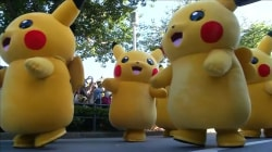 Watch a Parade of Pikachus from Japan's Pokemon Festival