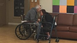 Elderly Couple Forced to Live Apart After 62 Years
