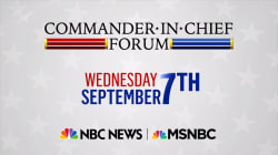 The Commander-in-Chief Forum