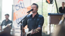 Blake Shelton performs 'She's Got a Way with Words' live on TODAY