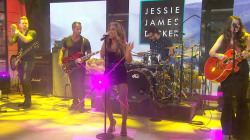 Jessie James Decker performs 'Lights Down Low' live on TODAY