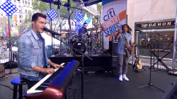Watch Andy Grammer perform 'Keep Your Head Up' on TODAY