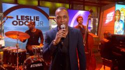 'Hamilton' star Leslie Odom Jr. sings classic song 'Brazil'