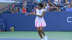 Andy Murray schools Tamron Hall in tennis ahead of US Open