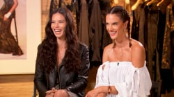 Models Alessandra Ambrosio, Adriana Lima talk beauty and Brazil