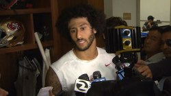 Outrage grows over Colin Kaepernick's refusal to stand during the national anthem
