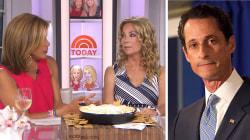 KLG, Hoda on Anthony Weiner: 'Tremendous act of selfishness'