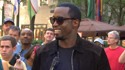 Sean 'Diddy' Combs on tour, charter school, and star-studded Instagram photo