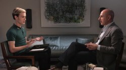 Watch 'Hollywood Medium' Tyler Henry give Matt Lauer an emotional reading