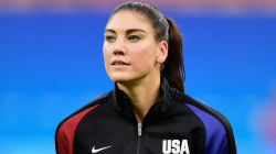 Hope Solo suspended for 6 months over 'cowards' remark during Olympics