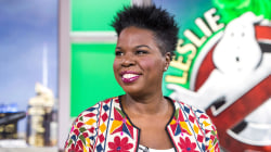 Leslie Jones' website hacked, but celebs say #IStandWithLeslie
