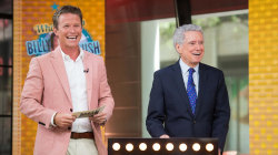 What TV moment does Billy Bush regret? Regis Philbin quizzes Al and Tamron