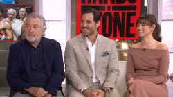 Robert De Niro, 'Hands of Stone' co-stars: Did Duran really say 'no mas'?