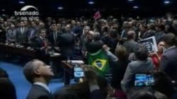 Dilma Rousseff Stripped of Presidency