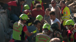 Rescuers Race Against Time to Save Victims of Italy Quake