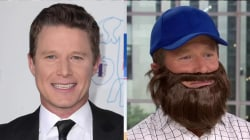Do women find men with beards sexier? Billy Bush gives it a try