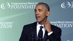 Obama hits Trump on comments about African Americans