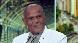 Harry Belafonte launches social justice festival