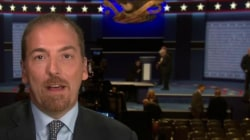 Chuck Todd: First debate 'a very surreal event'