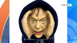 'Scary Peeper Creeper' Halloween decoration spurs outrage at Home Depot