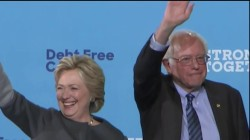 Sanders, First Lady and Clinton to Woo Much-Needed Millennials