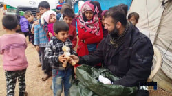 Meet 'The Toy Smuggler' Risking His Life to Bring Joy to Syria's Children