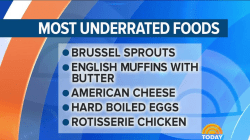 Are these the most underrated foods?